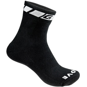 GripGrab Spring/Fall Midseason Socks Black